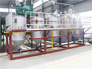 competitive price cotton seed oil extraction machine oil