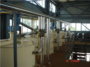 cottonseed oil press and oil biodiesel equipment