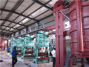 high oil extraction oil expeller oil processing