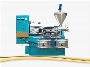 multi-functional automatic small oil press machine