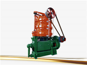 high quality large capacity neem seed hydraulic oil press
