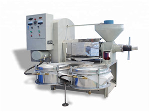 oil press machine automatic canada best selling oil