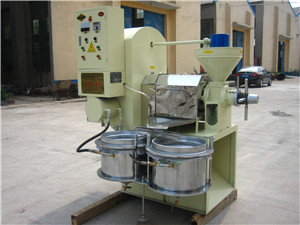 small capacity seed oil extraction hydraulic press machine