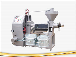 seed oil press machinery for extracting sesame oil