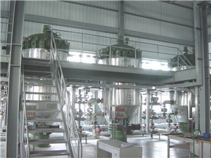 cooking oil extraction machine oil refinery plant oil