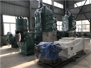 big hydraulic cottonseed oil press machine machine