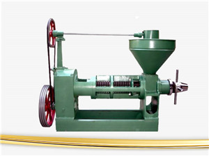 oil expeller machine, oil processing plant, cooking oil