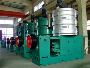 palm kernel oil expeller oil extraction machine screw
