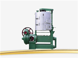 flaxseed oil extraction oil mill machinery