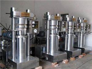 oil expeller screw oil press manufacturer, supplier