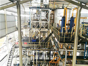 ld'e corn oil processing machine special for refinery