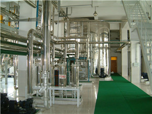soya bean oil processing equipment oil mill machinery