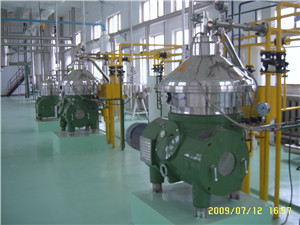 oil mill machinery edible oil refining