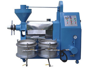 cold press palm kernel oil expeller machine for coconut