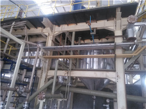 cooking oil turnkey project edible oil plant
