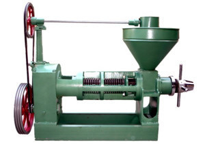 sunflower seed oil making machine/cotton seed oil making