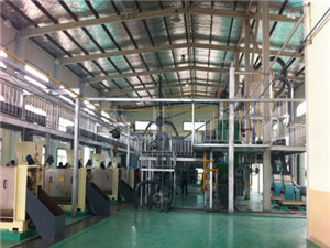 quality crude palm kernel oil press production line