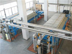 high efficient integrated automatic oil press machines