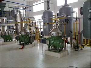 100 tpd copra oil production line machine with ce iso-9000