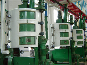 soybean oil production line_rice bran oil production line