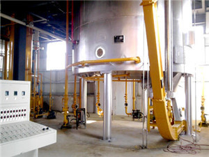 complete sets of oil processing equipment