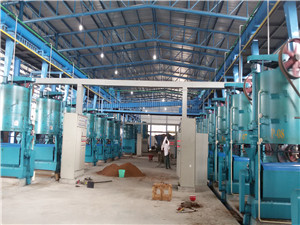 full hydraulic vegetable oil extraction machine in burundi