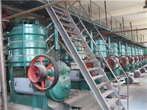 vegetable oil production line:oil press, solvent